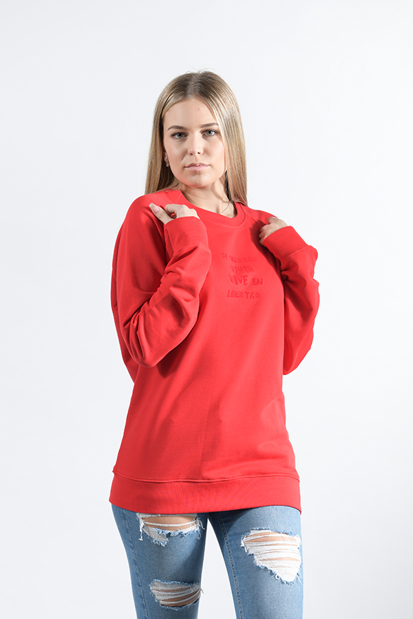 BRUSK LIMITED STATEMENT SWEATER