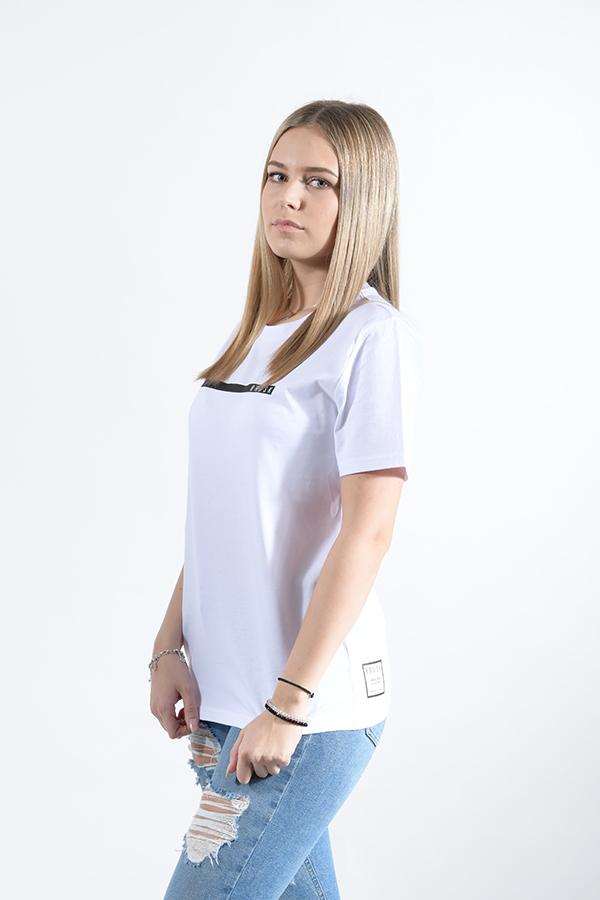 BRUSK ORGANIC COTTON T-SHIRT WHITE