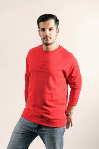Limited Statement Sweater