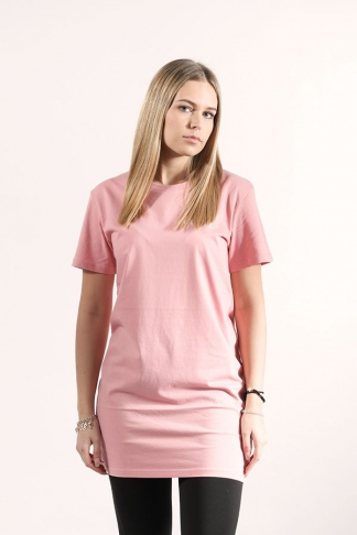 Organic Cotton Kleid Rose
