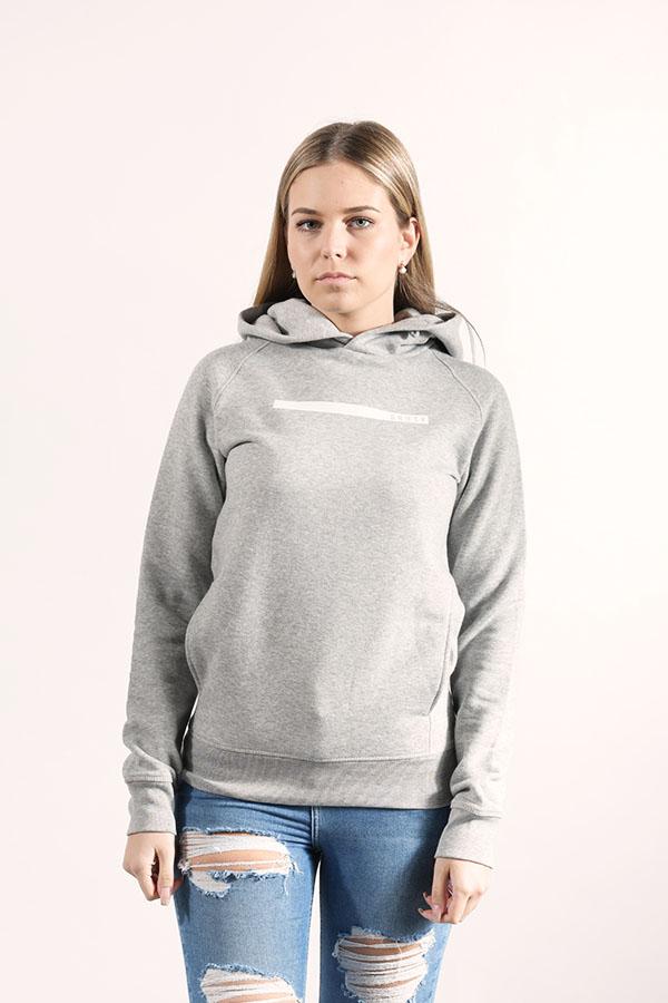 Organic Cotton Hoodie Grey