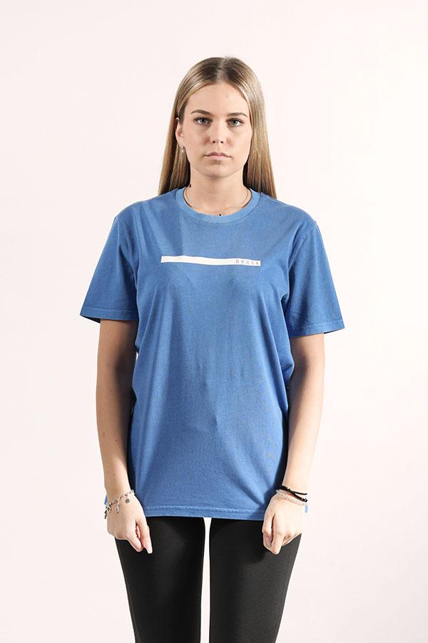 Organic Cotton T-Shirt Blue