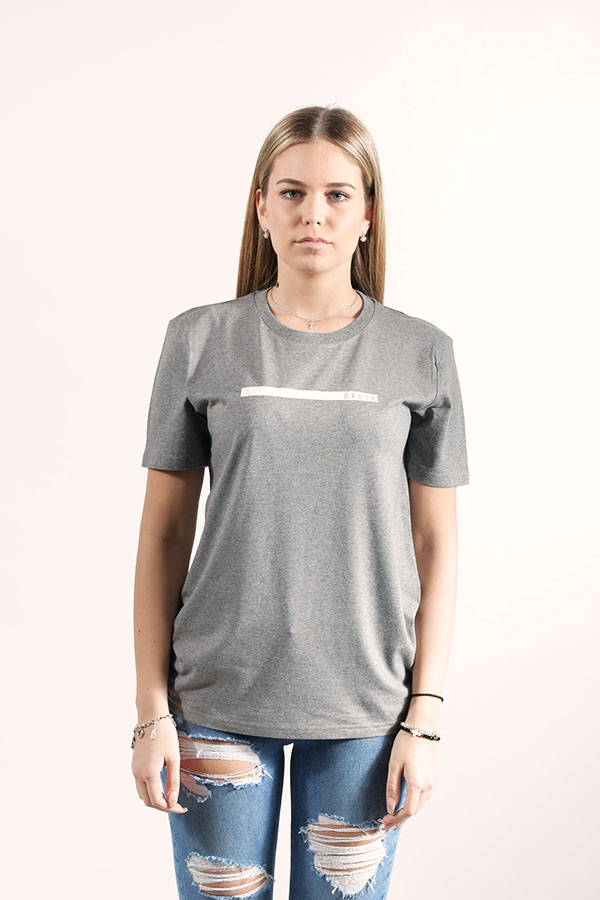 Organic Cotton T-Shirt Grey