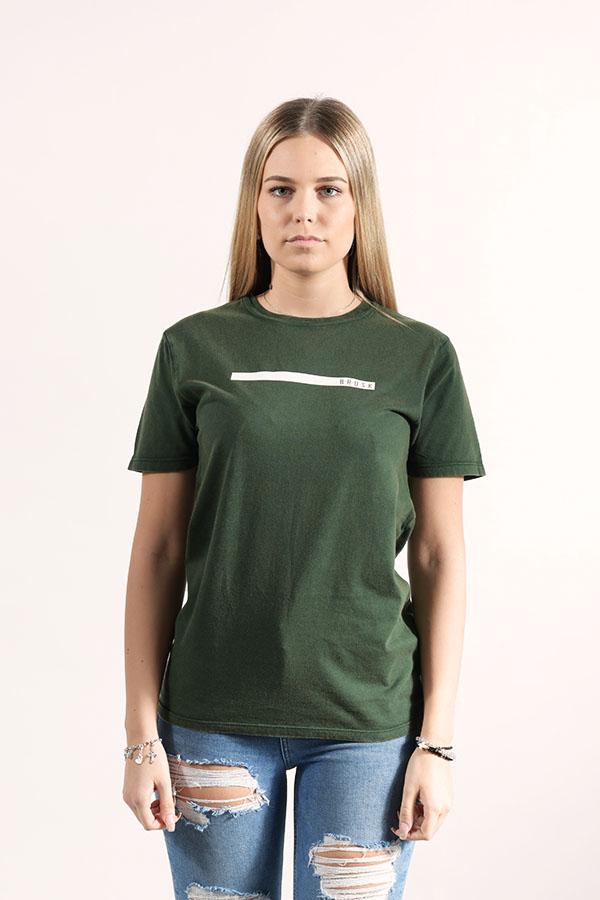 Organic Cotton T-Shirt Green