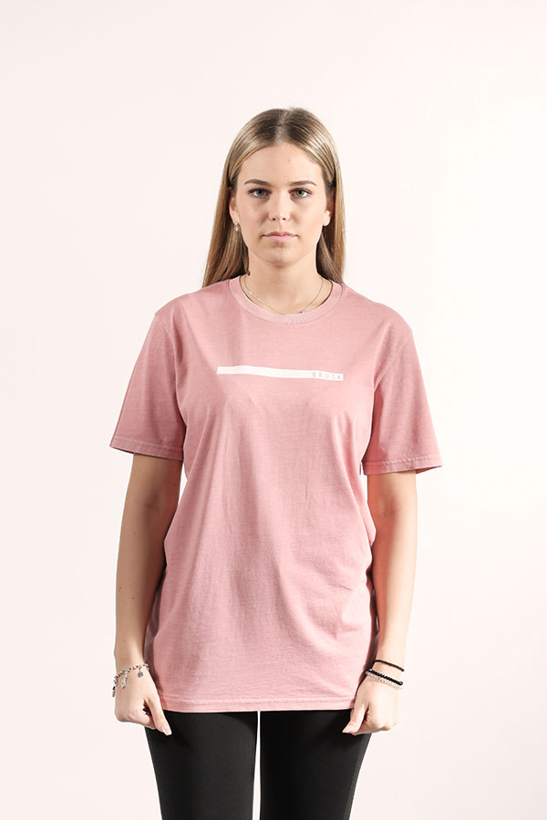 Organic Cotton T-Shirt Rose