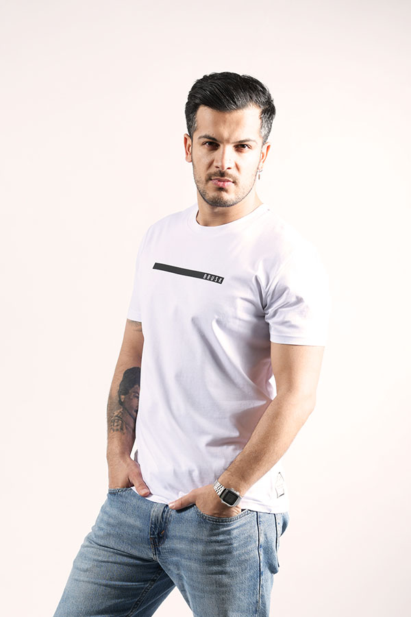 Organic Cotton T-Shirt White