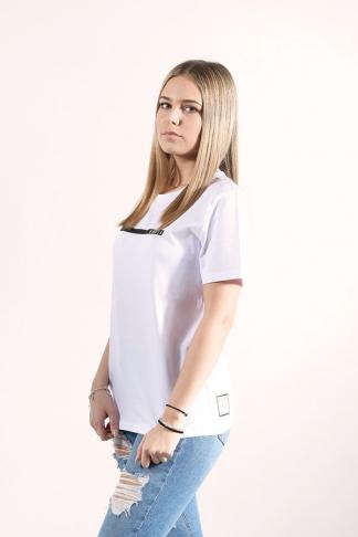 Organic Cotton T-Shirt White